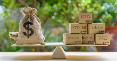 米国株で行う分散投資