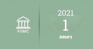 米連邦公開市場委員(FOMC)~緩和的な金融スタンスを維持するとの確約【2021年1月】