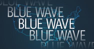米国ブルーウェイブで上昇する米国ETFを探る