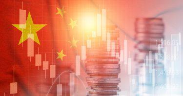 商品市場急落~中国の動向に注意