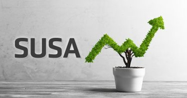ESG ETF「SUSA」~ESG米国株銘柄にETFで投資する
