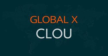 グローバルX  CLOU~クラウド・コンピューティングETFの評価