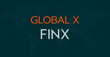 グローバルX FINX~金融テクノロジーETFの評価