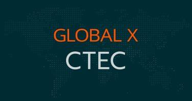 グローバルX CTEC~クリーンテックETFの評価