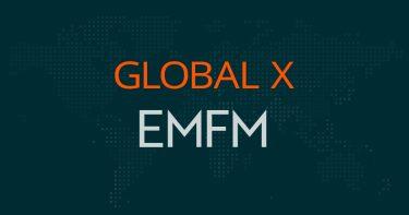 グローバルX EMFM~新興国・フロンティア市場ETFの評価